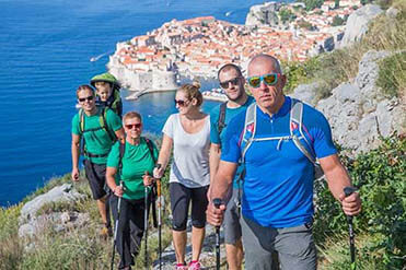 TM Adventure Dubrovnik Walking Festival BG