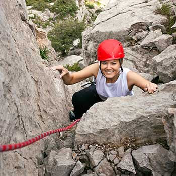 Climbing Konavle Daily TM Adventure Link