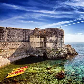 Dubrovnik Kayaking Daily TM Adventure Link