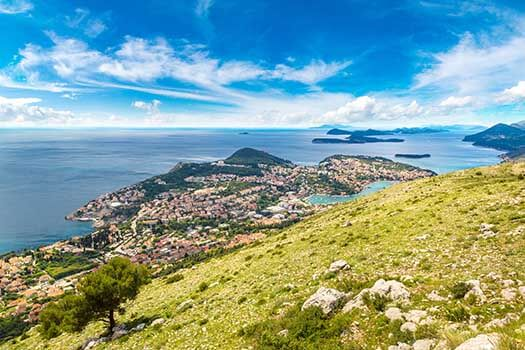 Location Dubrovnik Area TM Adventure